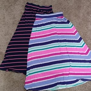 Girl's Maxi Skirts Size L (10-12)